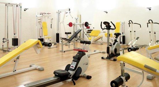 Domaine du Val de Sorne : Fitness