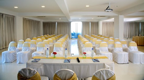 Springs Hotel & Spa: Conclave hall theater syle