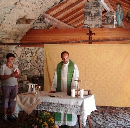 Agriturismo Alpe di Sala: una pausa ... per la preghiera