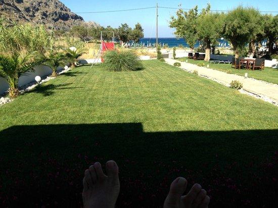 Plakias Suites: what a view ...