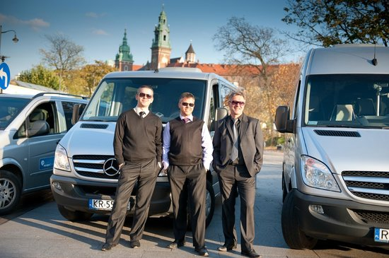Escape2Poland - tours and transfers: Professional drivers