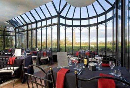 Château Golf des Sept Tours: Restaurant