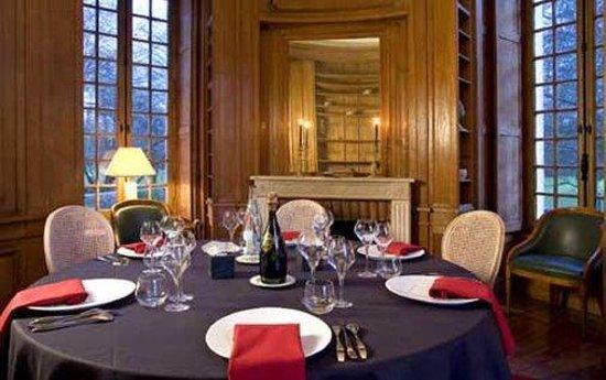 Chateau Golf des Sept Tours: Restaurant