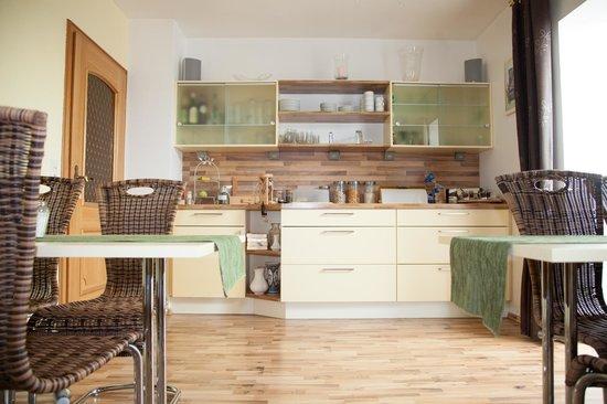 Pension Ziegelhof: Frühstücksraum