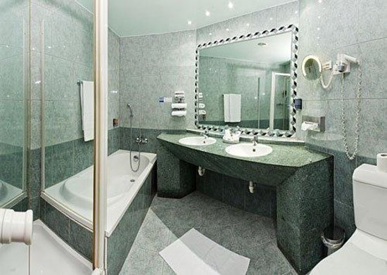 Hotel SeePark: Bathroom