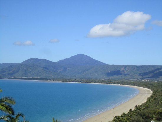 Mantra Aqueous On Port: View of Four Mile Beach from The Lookout