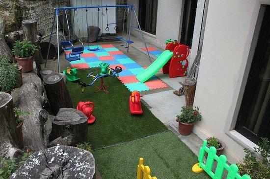 Silver Arch Hotel: Kids PlayZone