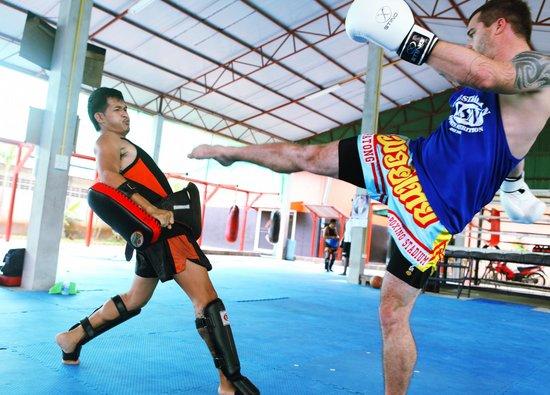 Tiger Muay Thai - Day Classes: Muay Thai Training
