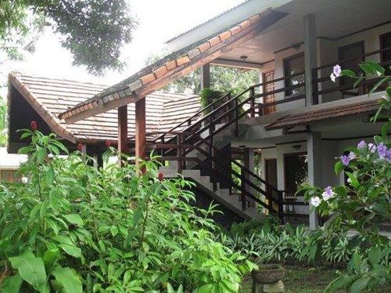 The Zancudo Lodge: Fachada