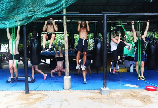 Tiger Muay Thai - Day Classes: Crossfit Training
