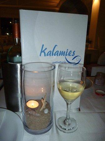 Kalamies Restaurant: Каламис