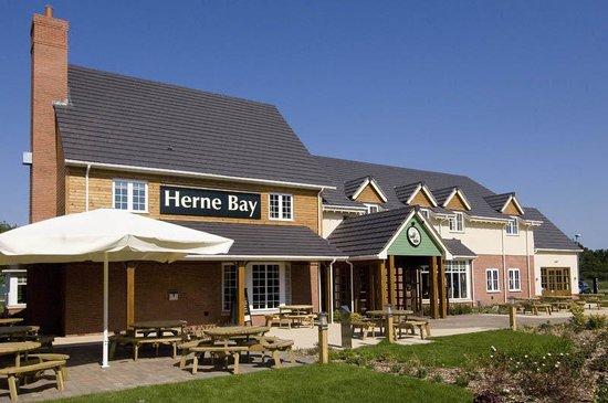 Premier Inn Herne Bay Restaurant