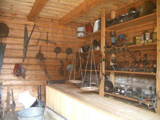 Rumsiskes Open-Air Museum: interno di casa