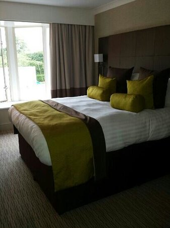 Mercure Milton Keynes: the bedrooms were great