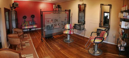 Trade Winds Hotel: Our Hairdresser