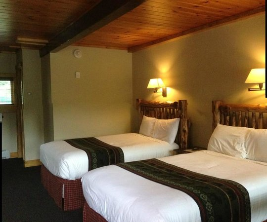 Timber Inn Motel : Beautiful and Clean Rooms