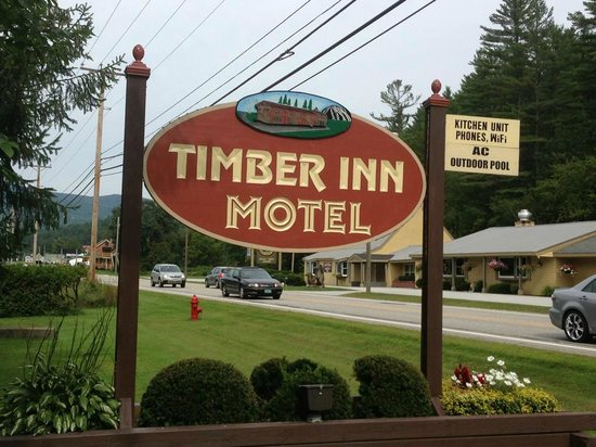 Timber Inn Motel : Timber Inn