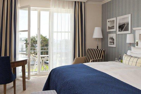 Steigenberger Grandhotel and Spa: Grandhotel Heringsdorf rooms Deluxe Double