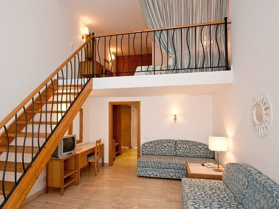 Mitsis Norida Beach Hotel: Maisonette Appartment