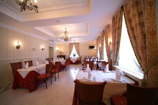 Gostiny Dvor Electrical Hotel: Restaurant