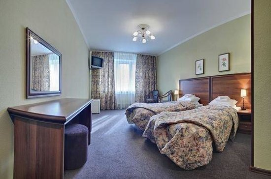 Vernisage Hotel: Guest Room