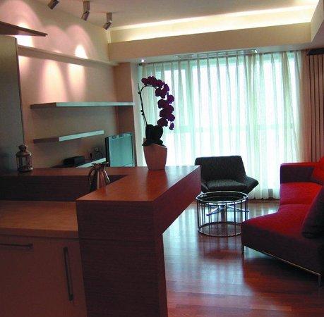 سيزونز بارك أبارت هوتل بكين: One Bedroom Superior