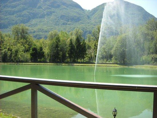 Bar/Ristorante Cison: lago cison