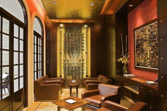Algodon Mansion - Relais & Chateaux : Cognac Lounge
