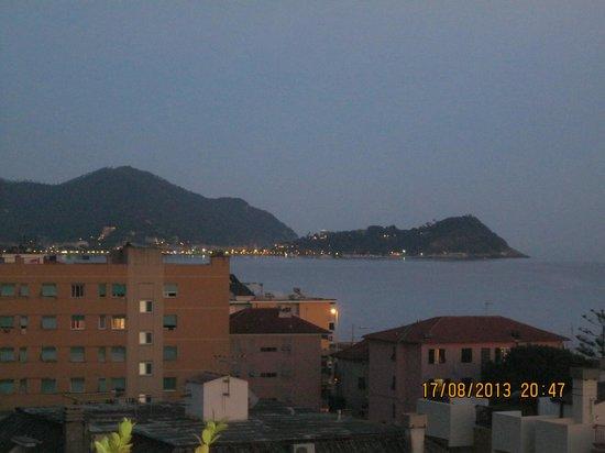 Hotel Mediterraneo : vista dalla camera