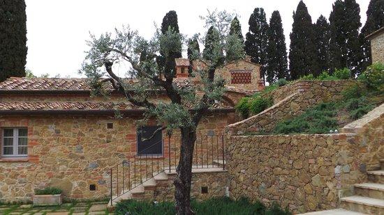 Relais San Sanino: Veduta dalla Suite