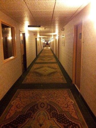 Shilo Inn Suites Hotel - Portland Airport : Corridor
