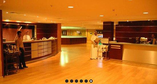 Boudl Abha: Restaurant