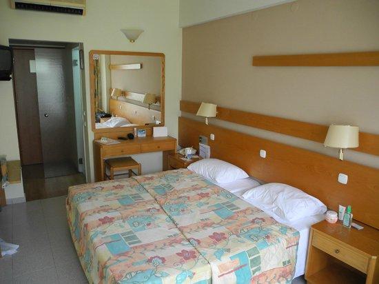 Agla Hotel: Комната