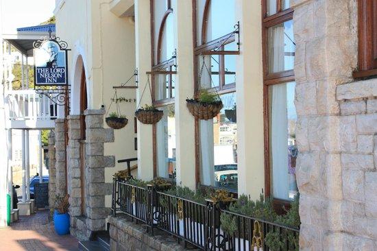 The Lord Nelson Inn - main entrance
