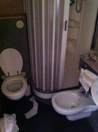 Hotel Belvedere: bagno