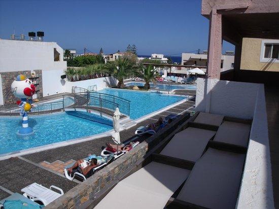 Sissi Bay Hotel & Spa: Piscine principale