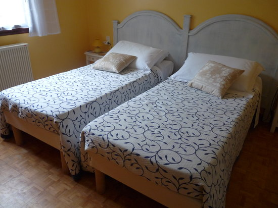 """Les Eaux Tranquilles: belle chambre"""" fontainebleau"""" assez spacieuse et confortable"""