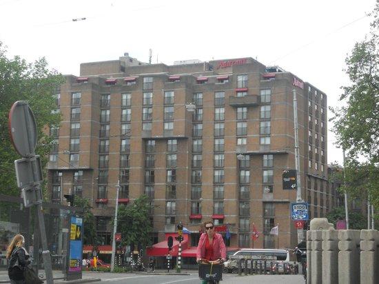 Amsterdam Marriott Hotel: Struttura