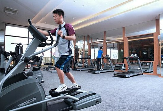 Fullon Hotel Lihpao Land: Gym