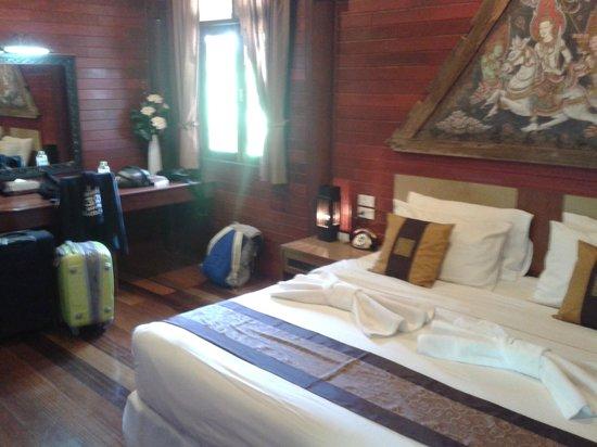Ruenkanok Thai House: Stanza 12A
