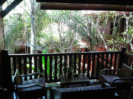 Ruenkanok Thai House: Terrazzino