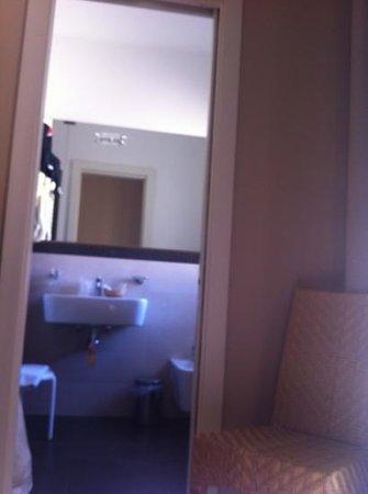 Hotel Corso: bagno mosaico