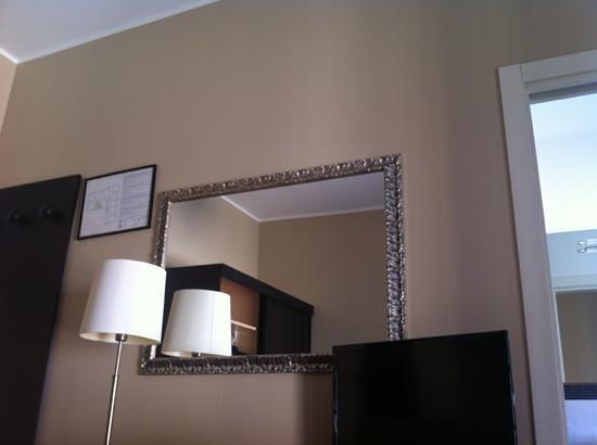 Hotel Corso: dettaglio camera