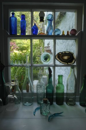 The Anglers Return: Glass collection