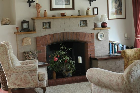 The Anglers Return: The sitting room