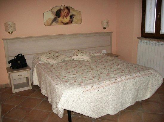 Agriturismo San Michele: la camera