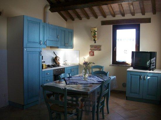 Agriturismo San Michele: la cucina
