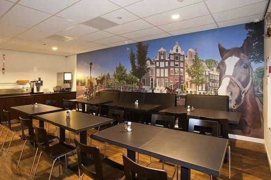 Hotel Iron Horse: Breakfast Room