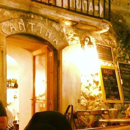 Cantina di Colantonio: La cantina!