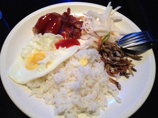 Hotel Pier Cuatro: breakfast